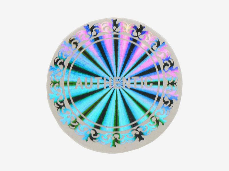 Authentic Demelized 3d Hologram Sticker Manufacturers