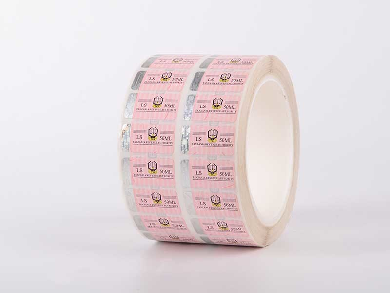 LG Printing Brand anti-fake foil paper security hologram manufacture