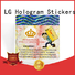 High-quality adhesive labels for plastic bottles Supply for goods