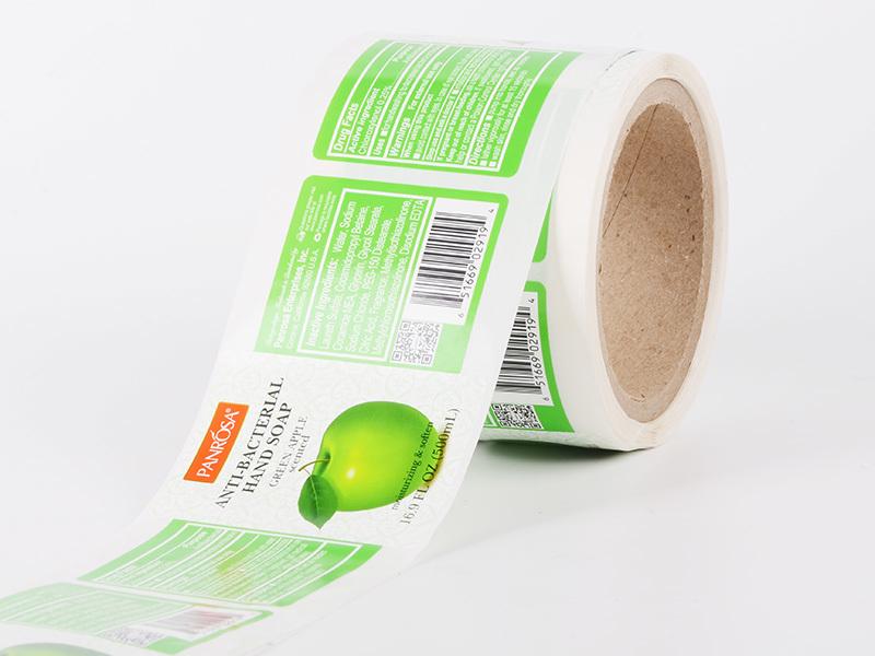 Waterproof Stickers Adhesive Labels
