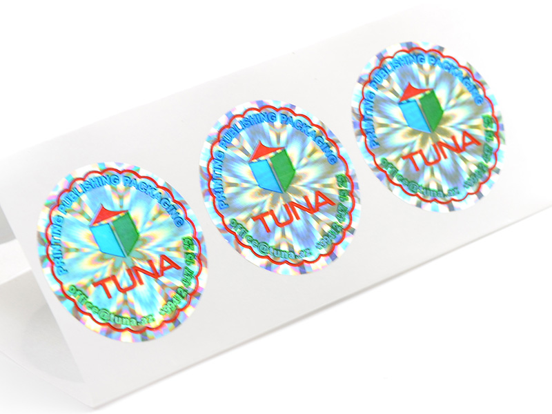 authentic authentic hologram stickers numbering manufacturer for table-2
