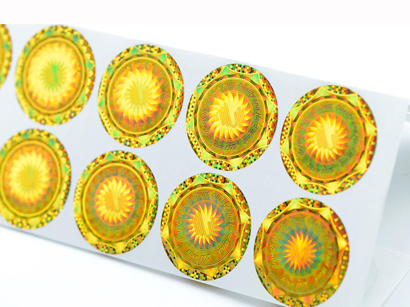 authentic business decals gold supplier for box-2