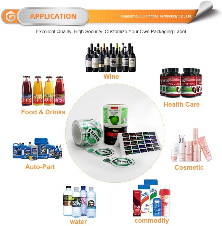 LG Printing packaging wholesalers for jars