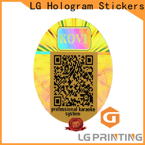 LG Printing void golf club name label label for door