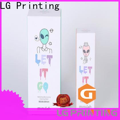 cosmetic box printing