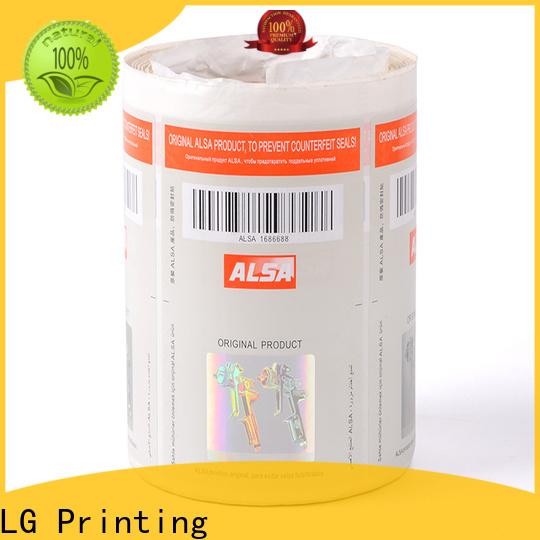 standard hologram sticker maker 121 supplier for goods