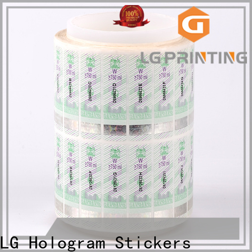 printing security ink PVC factory for goods