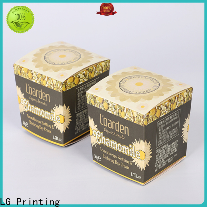LG Printing custom made by labels
