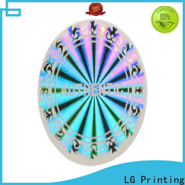 round buy hologram stickers silver manufacturer for table