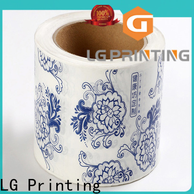 printing product packaging gold manufacturer for wine bottle