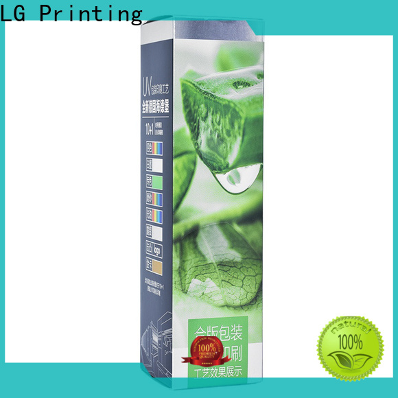 LG Printing Best color box printing company