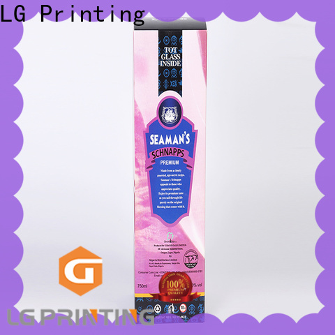 LG Printing custom tags and labels manufacturers