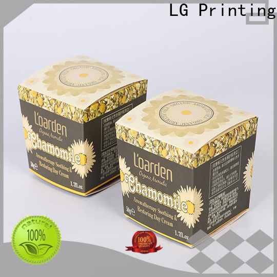 LG Printing Top color box printing for business