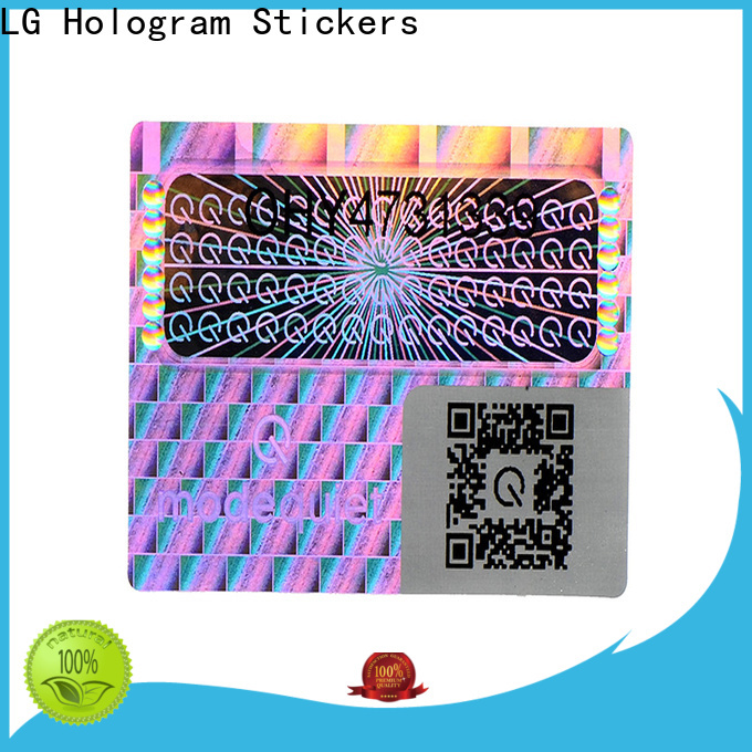 LG Printing authentic cusom serial number stickers manufacturer for refrigerator