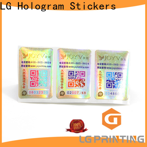 LG Printing custom cd labels Supply for products