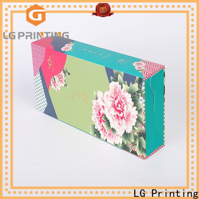 LG Printing High-quality cosmetic box printing factory