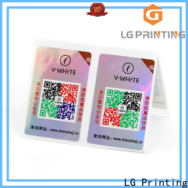 Best adhesive paper label factory for products