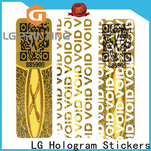 round adhesive sticker paper numbering label for box