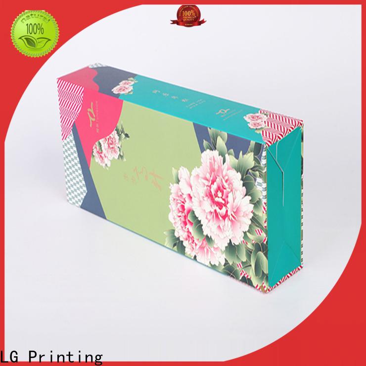 LG Printing New cosmetic box printing factory