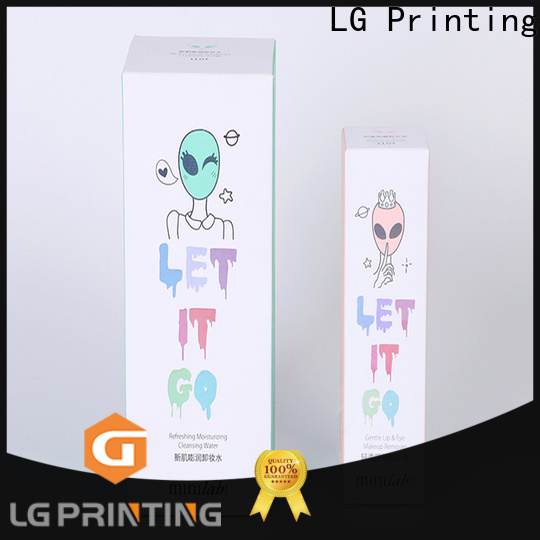 LG Printing Wholesale custom package labels manufacturers