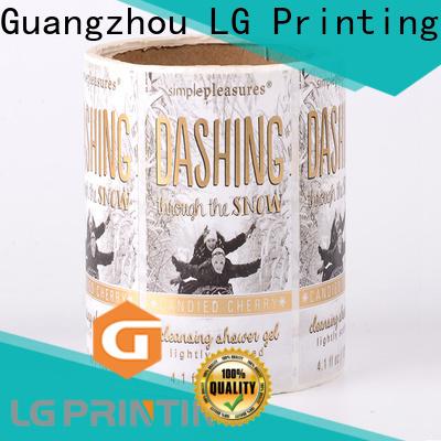 waterproof printable liquor bottle labels silver manufacturer for bottle
