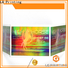 Best holographic sticker maker for business
