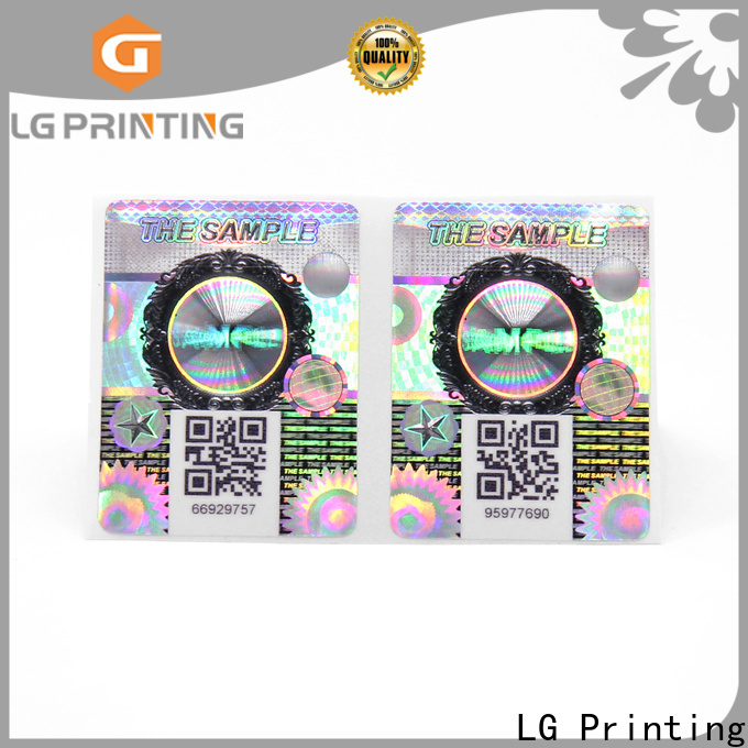 High-quality tamper stickers Suppliers for bag
