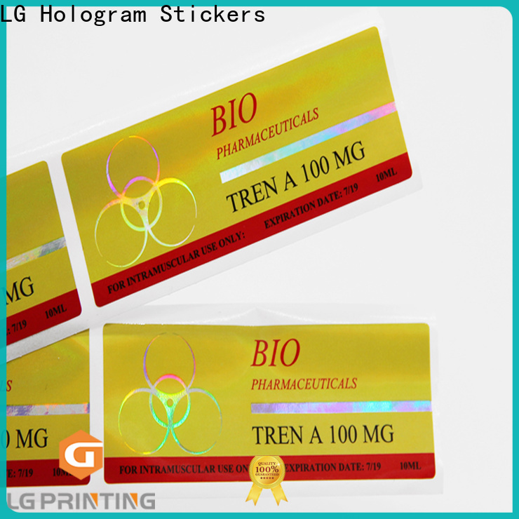 Best holographic sticky back paper factory