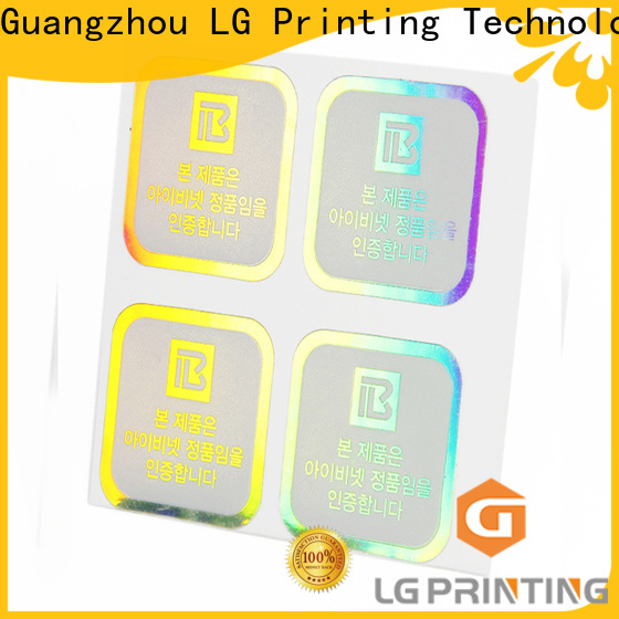 Best holographic printing manufacturers