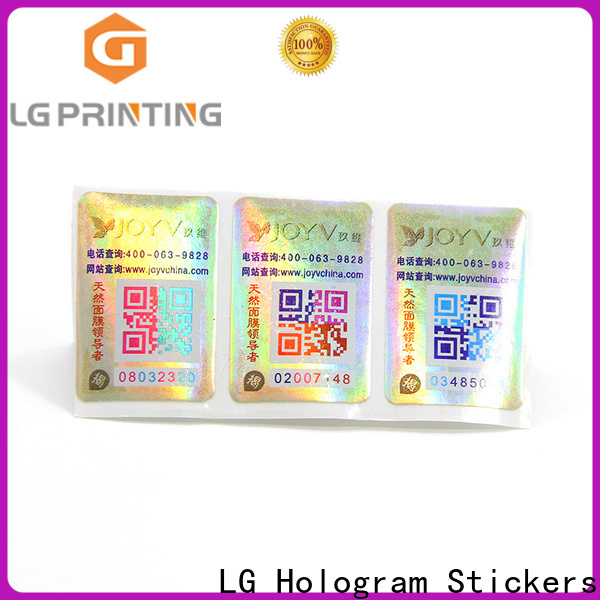 LG Printing New adhesive paper label factory for box