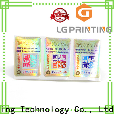 LG Printing custom wine label printing price