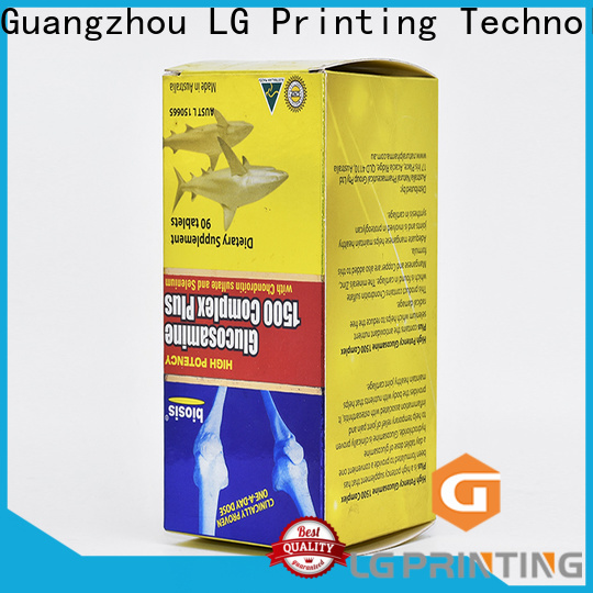 LG Printing color box printing for all kinds of goods