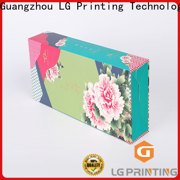 LG Printing lipstick boxes with logo supply