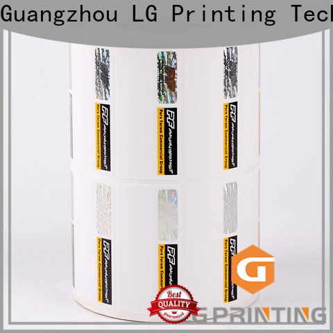 LG Printing number 3d hologram printing cost for goods