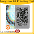 Buy self adhesive stickers gold factory for skin care products