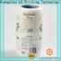 High-quality transparent sticker foil company for cans