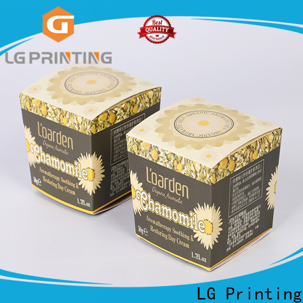LG Printing custom sleeve boxes factory for retail package