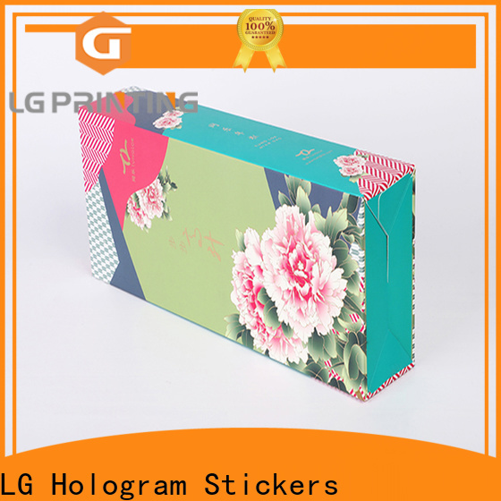 LG Printing Professional custom mailer boxes wholesale suppliers for products package