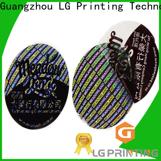Bulk buy hologramme sticker printing manufacturers for cosmetics