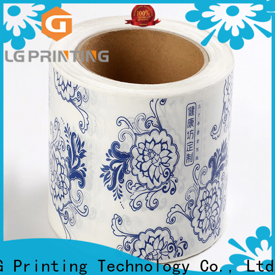 Top private label packaging silver factory for jars
