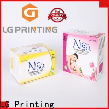 LG Printing Bulk buy custom lipstick boxes wholesale for all kinds of goods