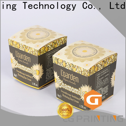 LG Printing Quality custom printed retail packaging supply for all kinds of goods