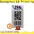 Bulk print hologram stickers color for pharmaceuticals