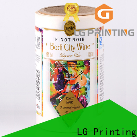Quality custom boxes wholesale foil cost for wine bottle