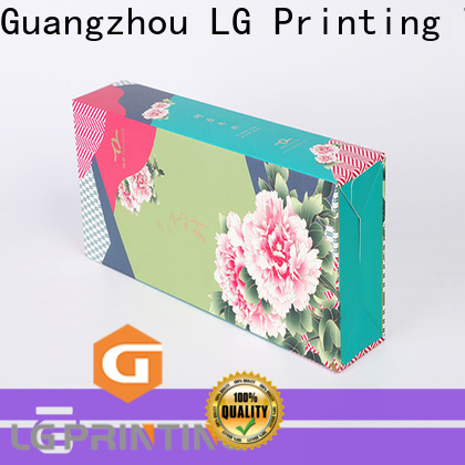LG Printing cheap personalised boxes manufacturers for products package
