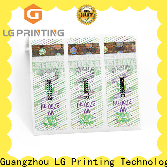 Professional waterproof sticker label factory for box