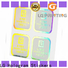 Best holographic sticker sheet company for plastic box surface