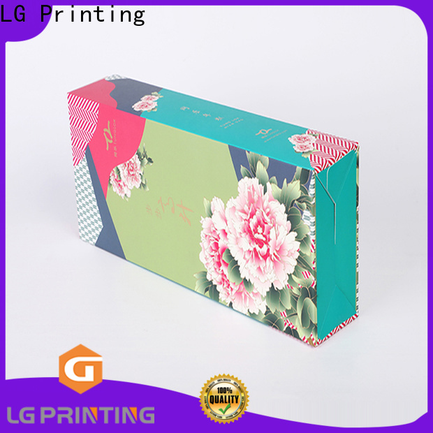 LG Printing custom noodle boxes factory for products package