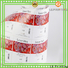 Bulk buy roll of stickers with logo silver for wine bottle