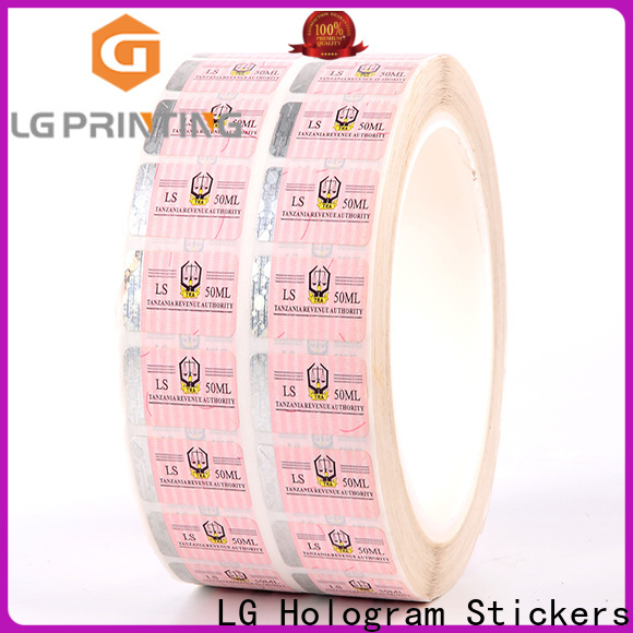 Buy hologram seal sticker hologram price for products
